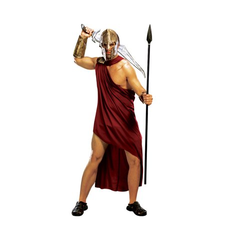 300 Spartan Costumes (Adult 300 Spartan Econo Costume Rubies)