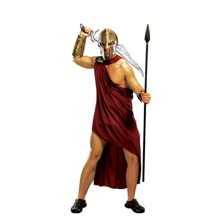 Adult 300 Spartan Econo Costume Rubies 888619](Spartan Costume Ideas)