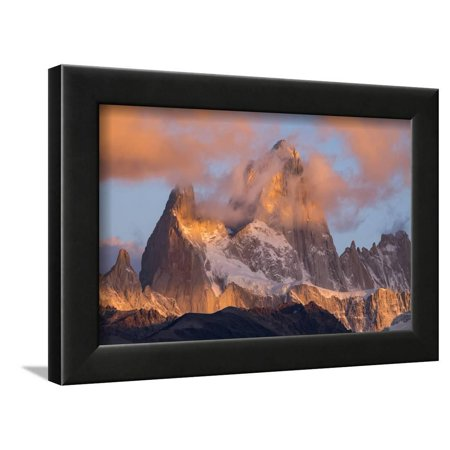Argentina, Patagonia, Fitz Roy Framed Print Wall Art By George