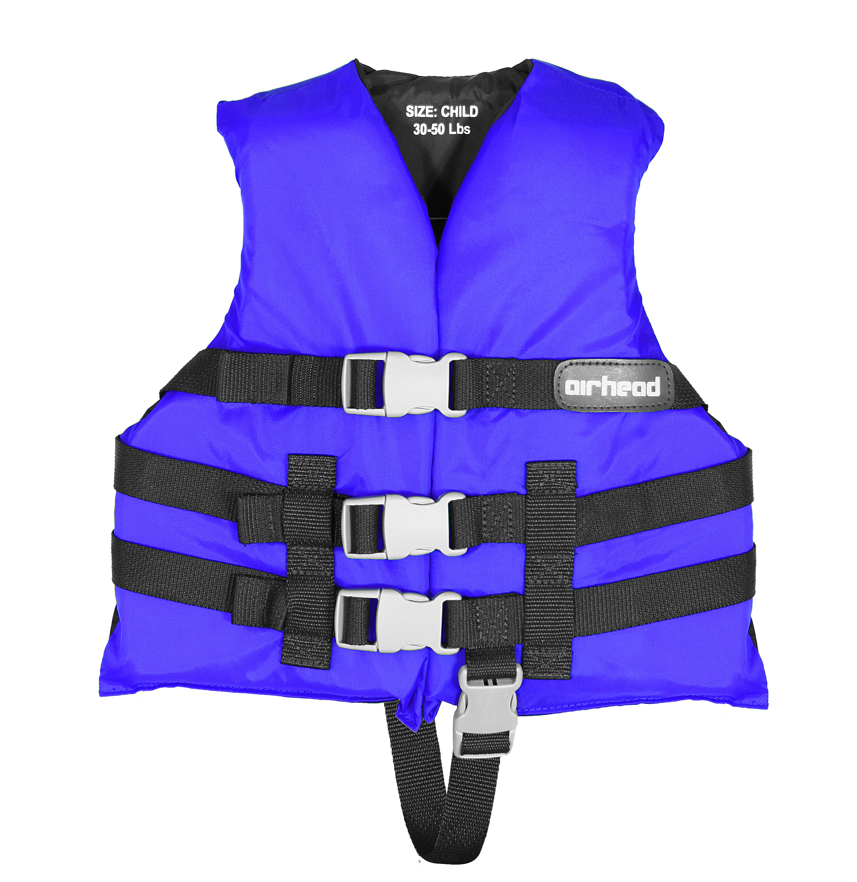 Click here to buy Kwik Tek Youth Nylon Life Vest by AIRHEAD SPORTS GROUP.