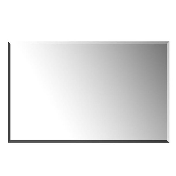 Mirrorize Canada CTCM46 30 x 48 in. Beveled Vanity Wall ...