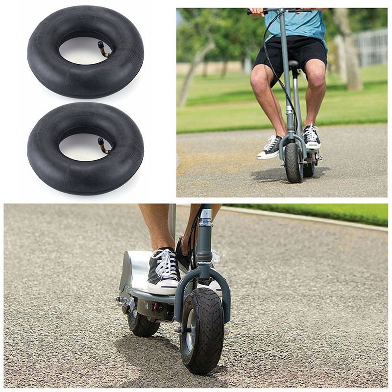 1//2Pcs Rubber Inner Tube Replacement For Electric Razor Scooter Wheel Tire Parts