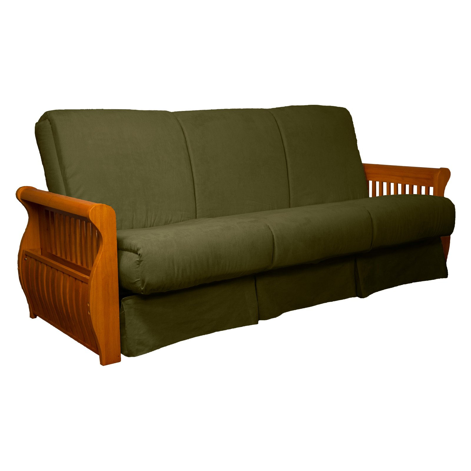 Epic Home Furnishings Sydney Perfect Sit & Sleep Pocketed Coil Innerspring with Pillow Top Futon
