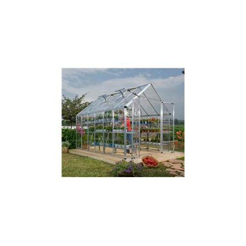 Palram HG8016 Snap and Grow 8 ft.  x 16 ft.  Greenhouse