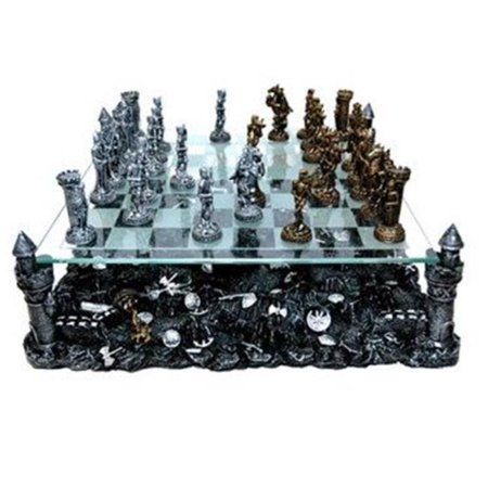 3D Chess Set - Knight
