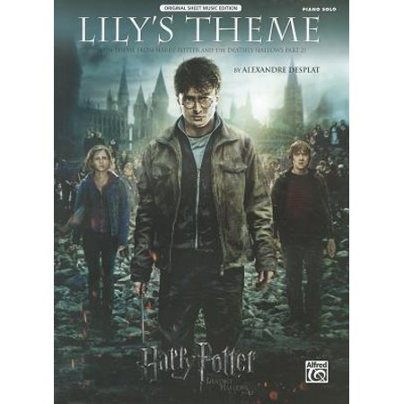 Lily's Theme Main Theme from Harry Potter and the Deathly Hallo Ws, Part 2: Piano - Theme From Halloween Piano