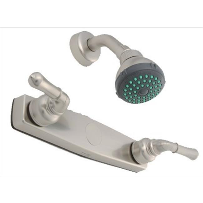 AMER BRASS NN59N 8 In. Nickel Shower Valve