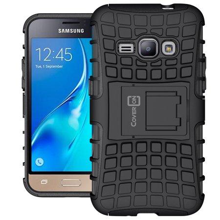 CoverON Samsung Galaxy Express 3 / Luna / J1 Luna Case, Atomic Series Slim Protective Kickstand Phone Cover