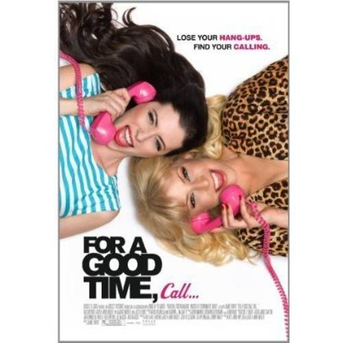 For A Good Time, Call... (Unrated) (Blu-ray   DVD   Digital Copy) (Widescreen)