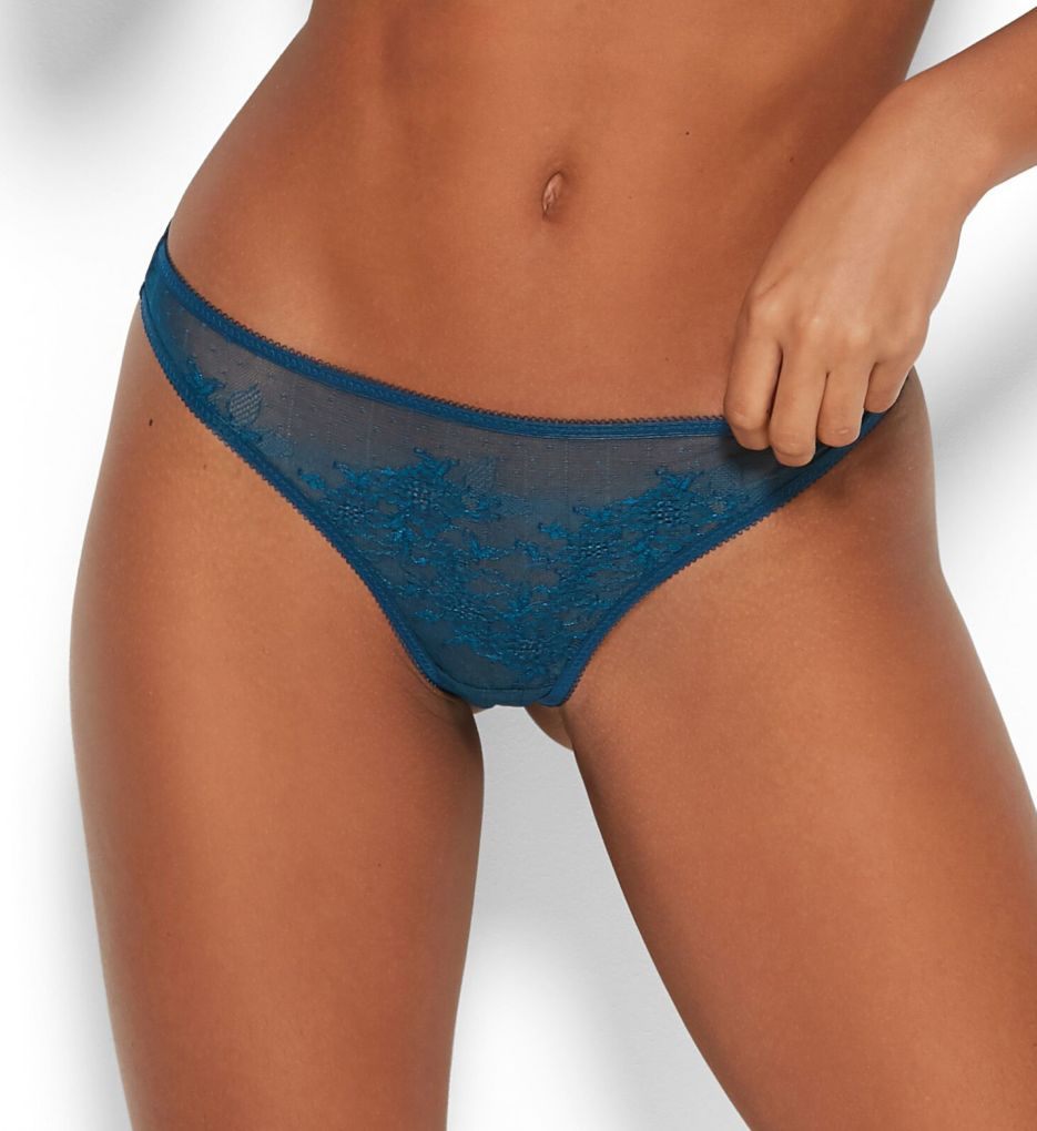Gossard Glossies Lace Thong 13006 Womens Lace Thongs New Lingerie
