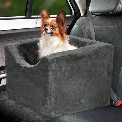 Tucker Murphy Pet Dormer High Density Foam Pet Car Single Booster Seat Pet Carrier