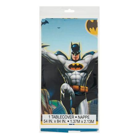 Batman Plastic Tablecover, 54