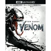 Venom (4K Ultra HD + Blu-ray + Digital Copy)