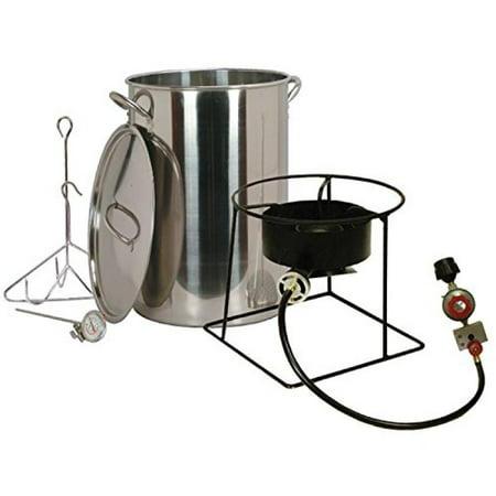 King Kooker Turkey Fryer With 30 Qt Stainless Steel Pot Walmartcom