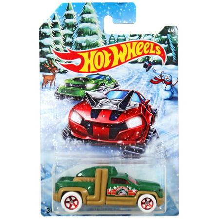 Hot Wheels 2017 Holiday Hot Rods Diesel Duty Die-Cast