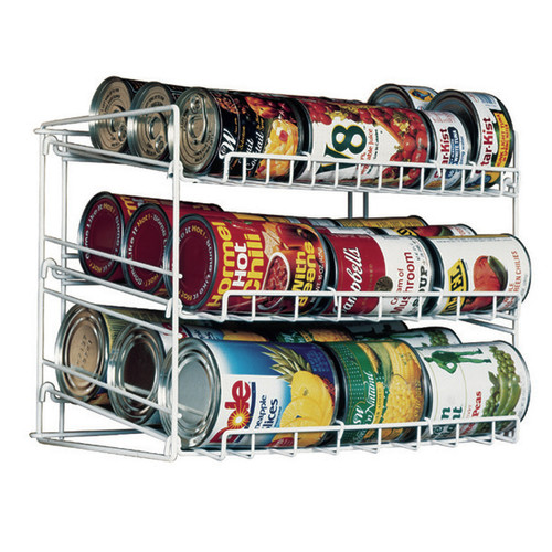 Atlantic 3 Tier Can Food Rack