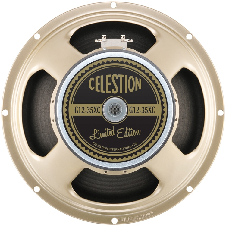 Celestion 90th Anniversary Limited Edition G1235xc Guitar Speaker by Celestion