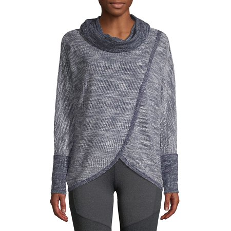 Asymmetrical-Hem Sweater - 1920 Themed Clothing