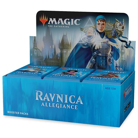 Magic The Gathering Ravnica Allegiance Booster Box [36 -