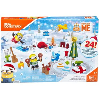 Mega Construx Despicable Me Advent Calendar