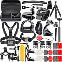 50 IN 1 ACCESSORY KIT FOR GOPRO