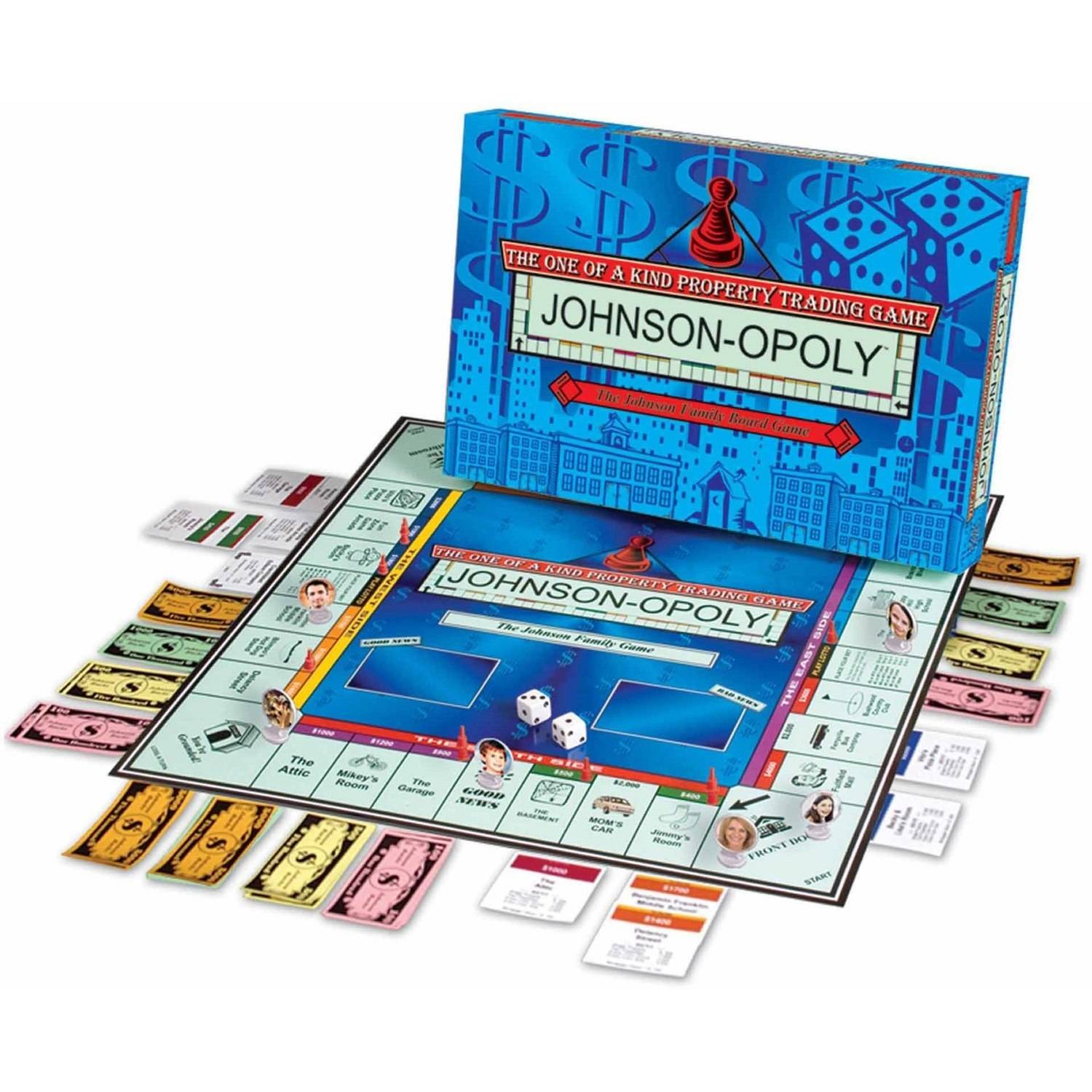 Make Your Own Opoly Walmart