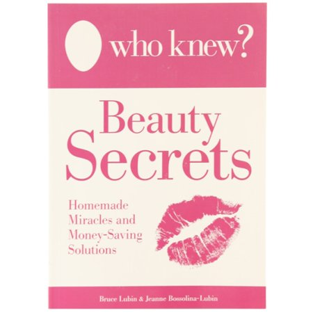 Who Knew? Beauty Secrets Homemade Miracles and Money Saving