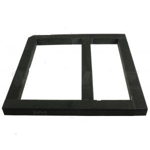 Dometic 3316315.013 Air Conditioner Roof Gasket Compatible with:Blizzard NXT Air Conditioners