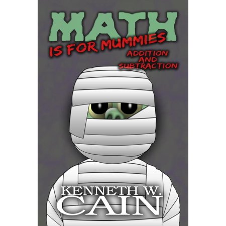 Math is for Mummies: Addition and Subtraction - eBook](Addition And Subtraction Color By Number Halloween)