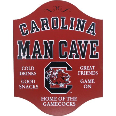 Davis & Small Decor USC-104 Handcrafted South Carolina Man Cave (Best Small Man Caves)