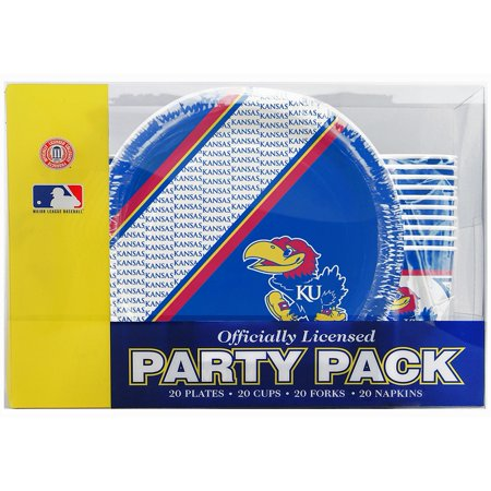 Kansas Jayhawks Party Pack - Halloween Parties 2017 Kansas City