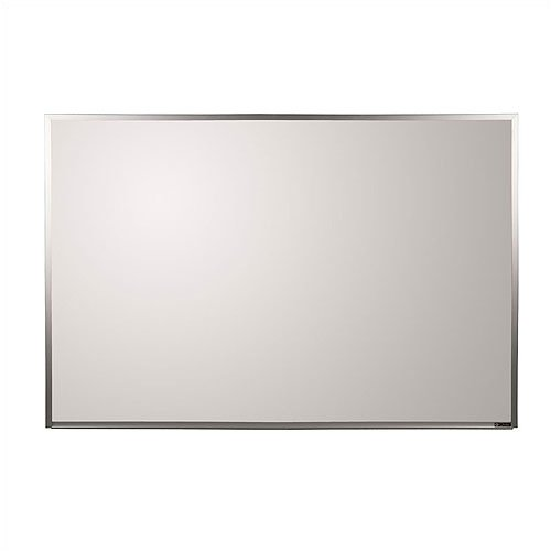 Claridge Products TrimLine Series Wall Mounted Magnetic Whiteboard, 4' x 4'