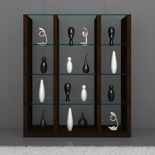 Brayden Studio Perrone Cube Unit Bookcase