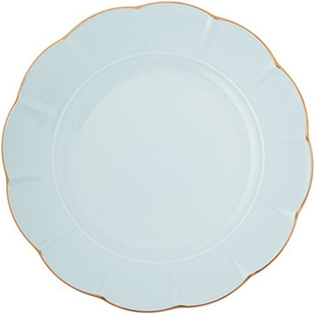 Marchesa Shades Teal Dinnerware Dinner Plate for $<!---->