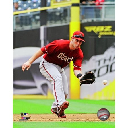 Paul Goldschmidt 2013 Action Photo Print