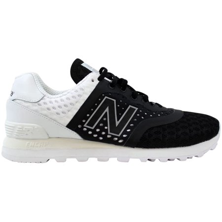c7043ef6281 New Balance - New Balance Men's 574 Re-Engineered Breathe Black/White  MTL574MB Size 7.5 - Walmart.com