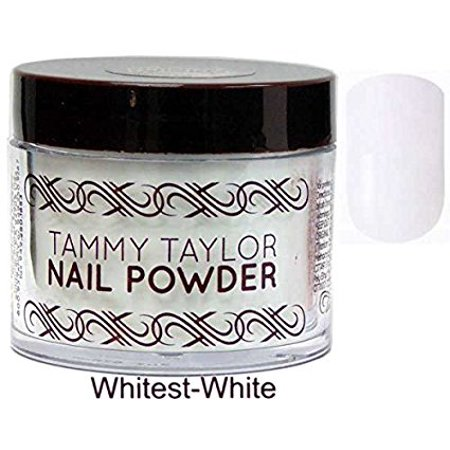 Tammy Taylor Nail Original Powder - 1.5oz (WHITEST WHITE - WW)