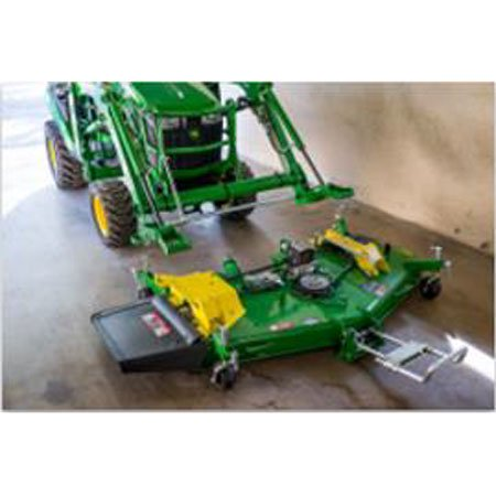 John Deere Load-N-Go Attachment - 54D Deck - BXX10321