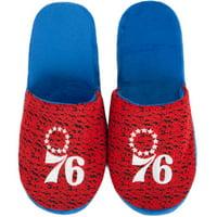 Philadelphia 76ers Knit Slide Slippers