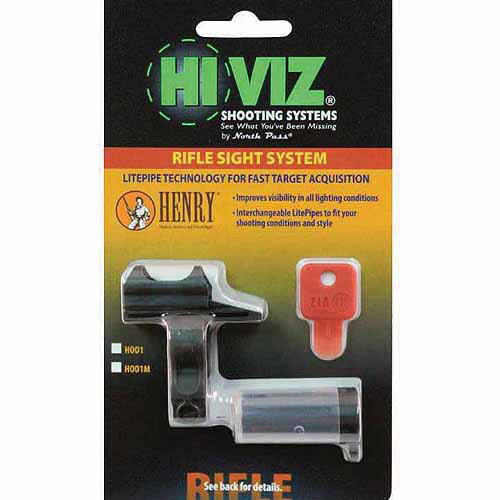 HiViz HHVS001 Henry .22 Lever Action Rifle Sight