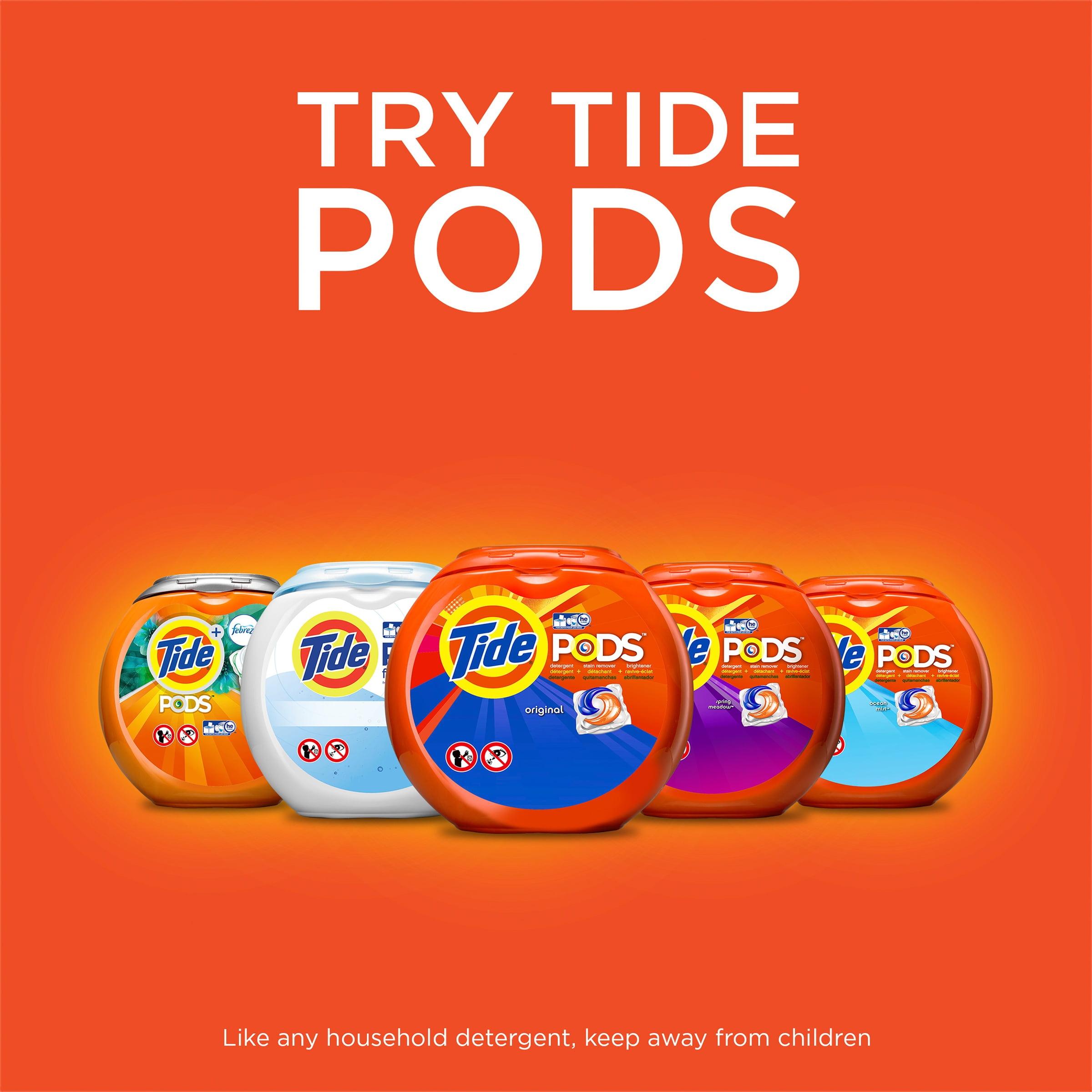 tokyo hot  e812 Tide Clean Breeze Scent Liquid Laundry Detergent, 48 Loads, 75 fl oz -  Walmart.com
