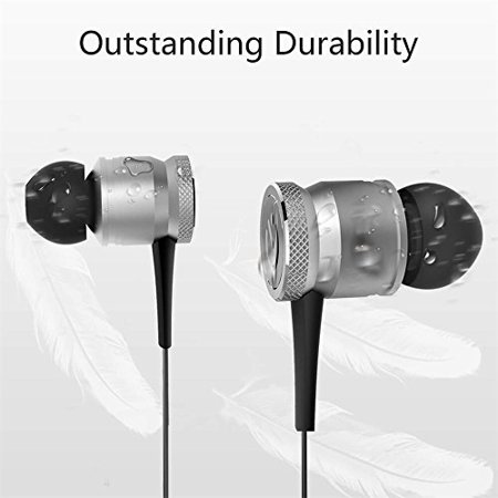 Divine Music 4 U Best Wireless Earbuds. Bluetooth Earbuds with mic. Magnetic Headphones - Noise Cancelling-Secure