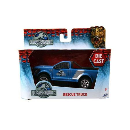 Rescue Truck (Jurassic World: 4.5
