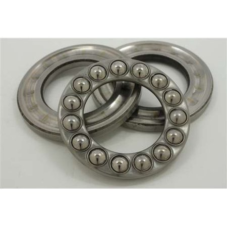 - W1/2 Grooved Race Thrust Bearing 1/2