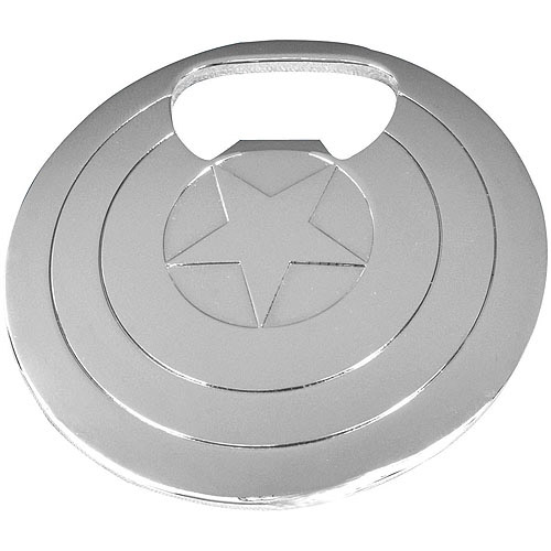 Diamond Select Toys Marvel Captain America Shield Bottle Opener