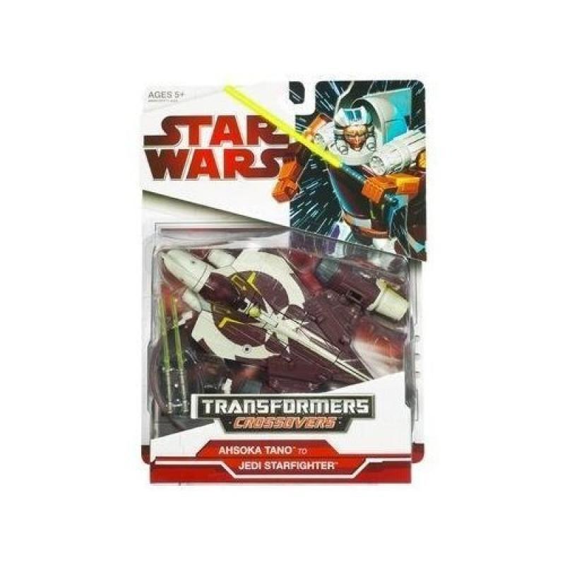 Hasbro Star Wars Transformers Crossovers - ASOKA