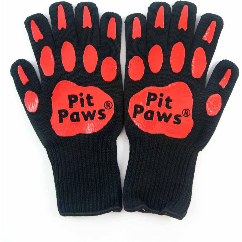 Charcoal Companion Pit Paws BBQ Gloves, 1 Pair, CC5146