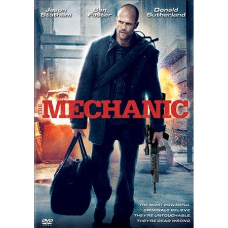 - The Mechanic (DVD)
