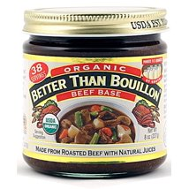Broths: Better Than Bouillon Organic
