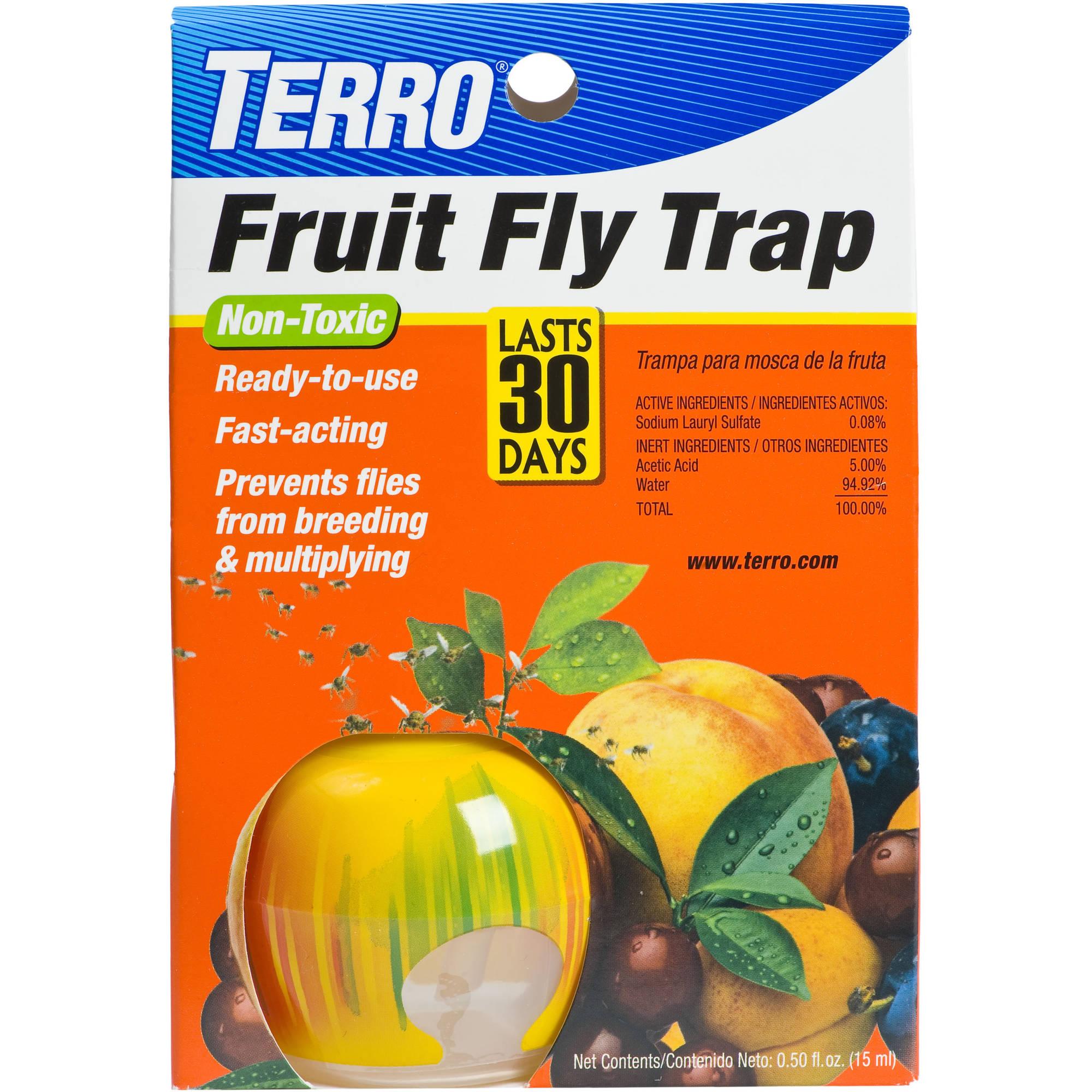 terro fruit fly trap fruit salsa